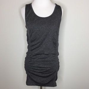 CALIA by Carrie Underwood Tops - Calia Maternity Workout Tank Top   Gray